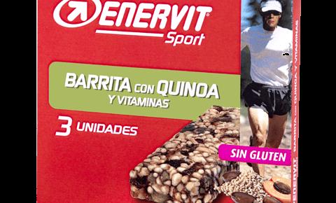 Barrita con quinoa para deportistas - Enervit Sport