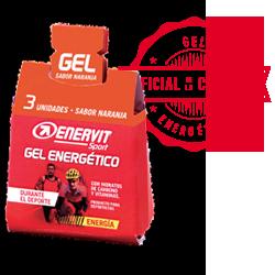 Enervit Sport Gel Energético Oficial